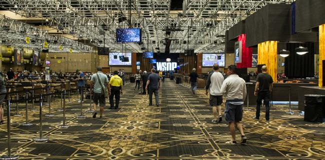 Photos Coulisses WSOP2017  1