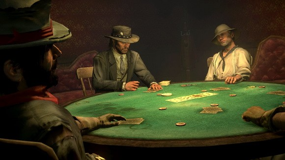 Red Dead Redemption 2 Poker BetrГјgen