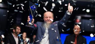 Jan Bendik EPT vainqueur Grand Final
