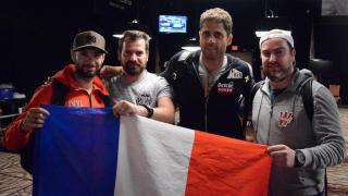 4 Francais restants Main Event WSOP 2017