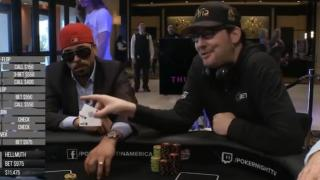 As craques de Phil Hellmuth