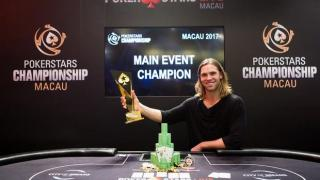 Elliott Smith PokerStars Championship Macao
