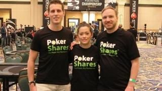 Mike McDonald et Mike Watson presentent PokerShares