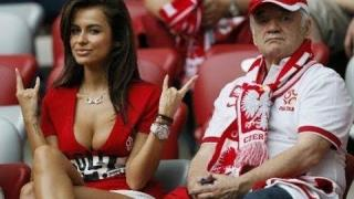 Pologne supporters