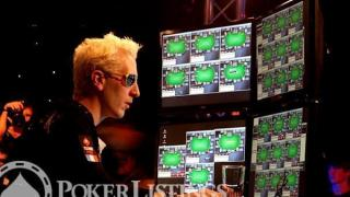ElkY en train de multi-tabler au poker en ligne