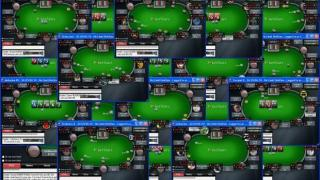 multi-tabling PokerStars