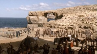 Azure Window et Game of Thrones.