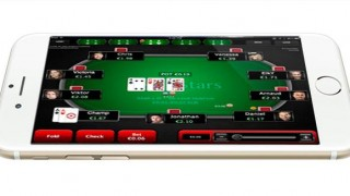 PokerStars sur iPhone 6