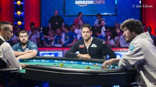 Pollak table finale Main Event final 3