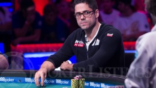 Benjamin Pollak en table finale du Main Event des WSOP 2017