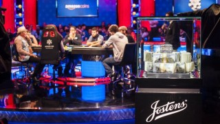 Table Finale Main Event WSOP 2017