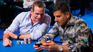 Garou poker Monaco One Drop