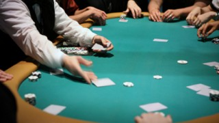 une main de poker