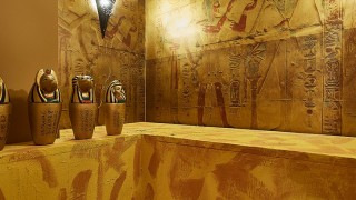 Escape Room Egypte