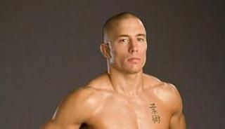 georges st pierre MMA
