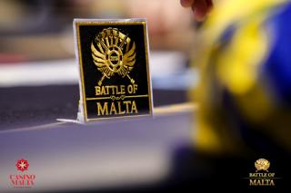 Battle of Malta 2018 écusson