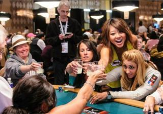 Ladies Event WSOP 2012