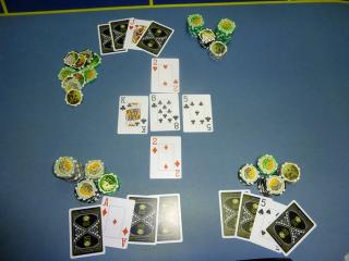 Iron Cross Poker variante