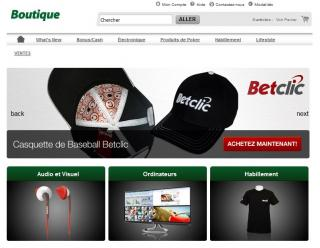 Boutique Betclic