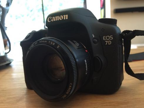 Canon 7D Mark 1