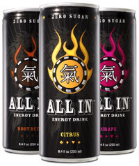 allin energy drink