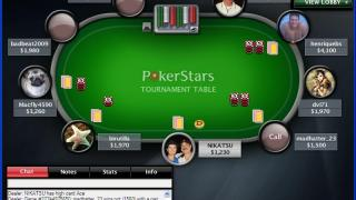 PokerStars.fr : À la Table