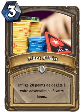 Carte Hearthstone all-in