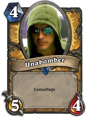 Carte Hearthstone Phil Laak