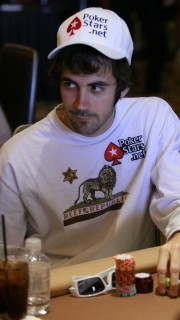 Jason Mercier, un requin du poker