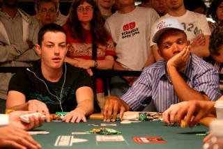 Tom Dwan and Phil Ivey : Difficiles à bluffer