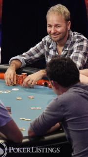 2299 Daniel Negreanu and JP Kelly