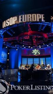 Final Table2013 WSOP EuropeEV0725K NLH High RollerFinal TableGiron7JG9407