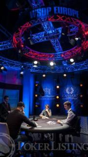 Heads Up Noah Schwartz vs Ludovic Lacay