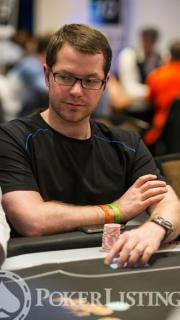 Jonathan Little2013 WSOP EuropeEV021K Re entryDay 1BGiron8JG9305