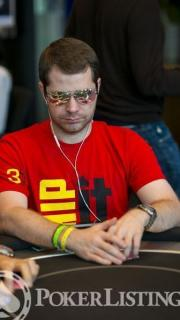 Jonathan Little2013 WSOP EuropeEV0710K NLH Main EventDay 1AGiron8JG2