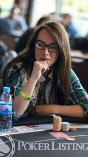 Liv Boeree2013 WSOP EuropeEV021K Re entryDay 1BGiron8JG8950