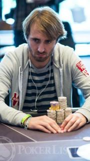 Ludovic Lacay2013 WSOP EuropeEV0710K NLH Main EventDay 3Giron8JG2438