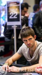 Matthew Ashton 2013 WSOP Europe