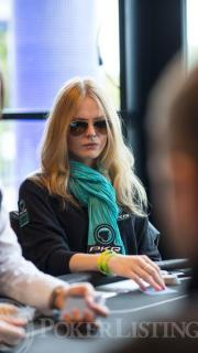 Patty BabyTes Beaumier2013 WSOP EuropeEV021K Re entryDay 1AGiron8JG8555
