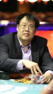 Bill Chen, spécialiste en maths du poker