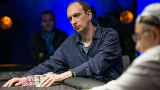 Heads Up Erik Seidel Roger Hairabedian2013 WSOP EuropeEV052K NLHFinal TableGiron8JG1164