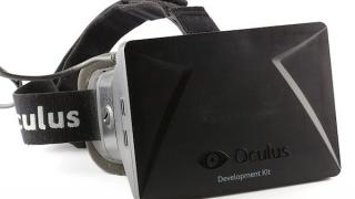 OculusRift DeveloperVersion Front