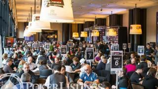 Tournament Area2013 WSOP EuropeEV021K Re entryDay 1AGiron8JG8602