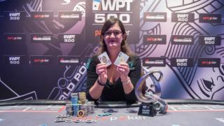 eleanor gudger wpt500