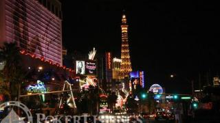 las vegas strip horiz 8567