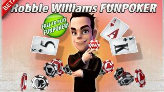 robbie williams poker