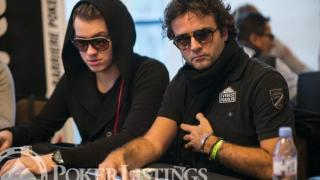 Fabrice Solier2013 WSOP EuropeEV0710K NLH Main EventDay 1BGiron8JG1839