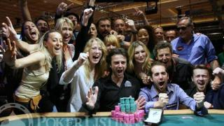 Fabrice Soulier Winner WSOP with Friends2