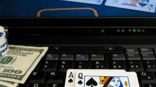 As-Dame au poker en ligne