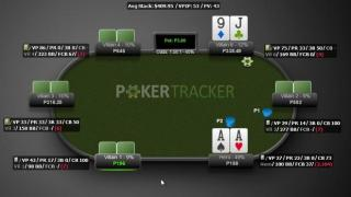 Poker HUD Heads-up display